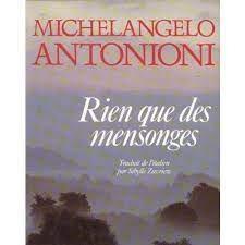 livre,auteur,écriture,culture,antonioni michelangelo