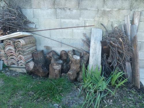 jardin,feu,bois,cheminée,saison