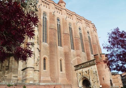 culture,sud,albi,cathédrale,tourisme