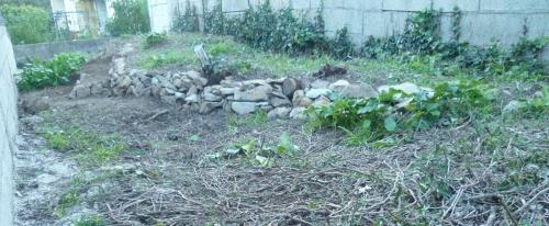 jardin,travaux,fleurs,loisirs,jardinage,pierres,plantes