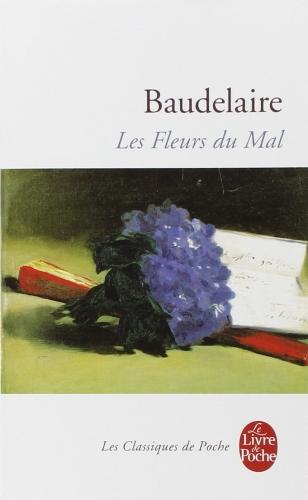 livre,auteur,baudelaire,les fleurs du mal,culture,écriture,littérature