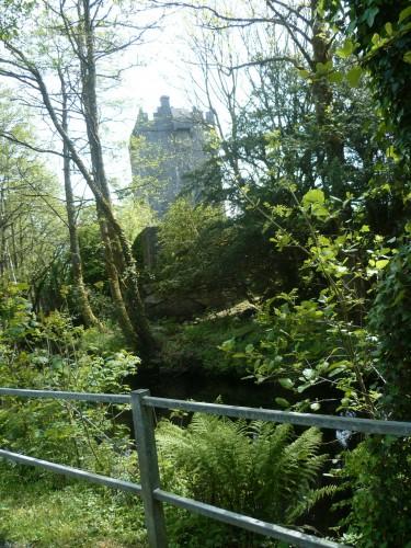 irlande,voyage,culture,tourisme,écriture,journal intime,châteaux