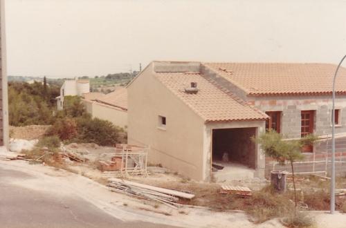maison,logement,terrain,lotissement,campagne,construction,travail,chantier,maçon