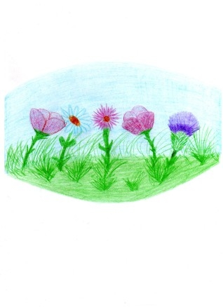 poésie,poème,poète,vie,tricot,fleurs,toiles médaillons,vers,rimes