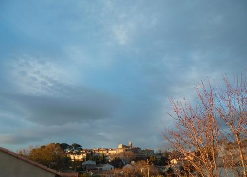 12 - 12 01 17 MURVIEL VILLAGE soleil du matin  12 01 17 - Copie.JPG