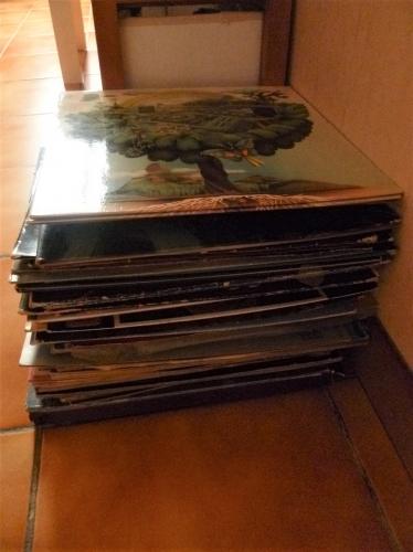 tri,déchetterie,recyclage,livres,disques,dvd,vinyles,cartons