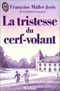 livre,aueur,culture,écriture,académie goncourt,françois mallet-joris,la tristesse du cerf-volant