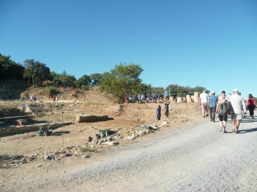 tourisme,culture,fouilles,archéologie,murviel les montpellier