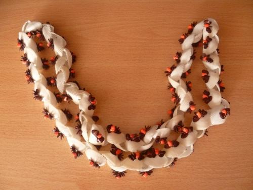 collier,coquillages,tahiti,souvenir,amitié,lille,cadeau