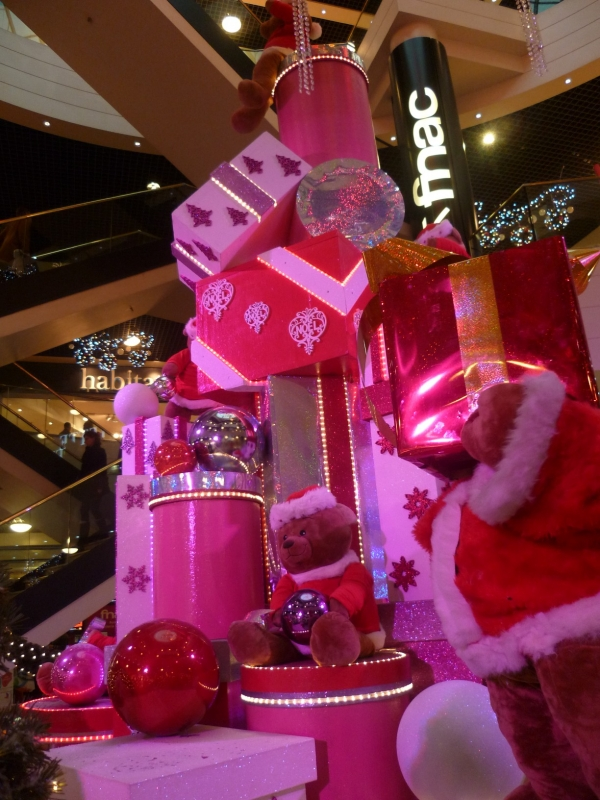 noël,décorations,fêtes,père noël,lumières,décors de fêtes