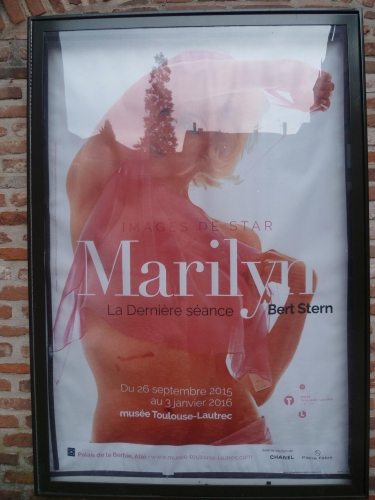 toulouse-lautrec,marilyn monroe,peinture,photo,culture,expositions,loisirs,albi
